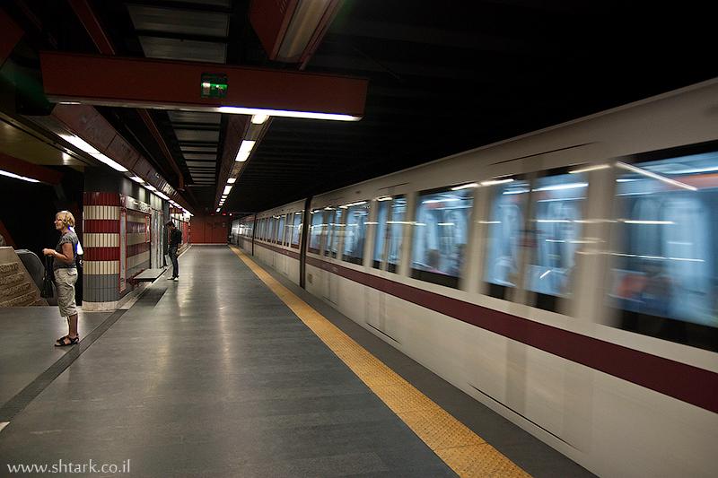 אירופה, איטליה, רומא, רכבת תחתית, Italy, Rome Metro, Metropolitana di Roma