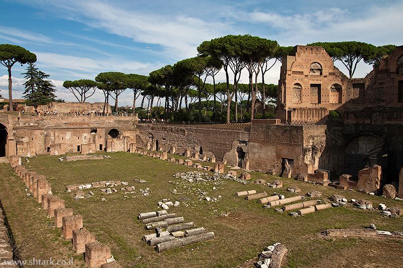 אירופה, איטליה, רומא העתיקה, גבעת הפאלאטין, הפאלאטיום,  Italy, Rome, ancient Roman empire, Palatine Hill