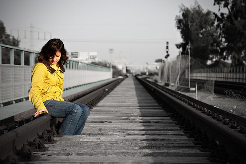 מסילות רכבת