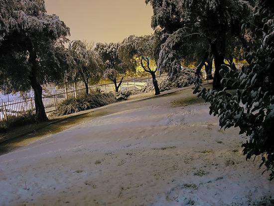 שלג בירושלים - 3