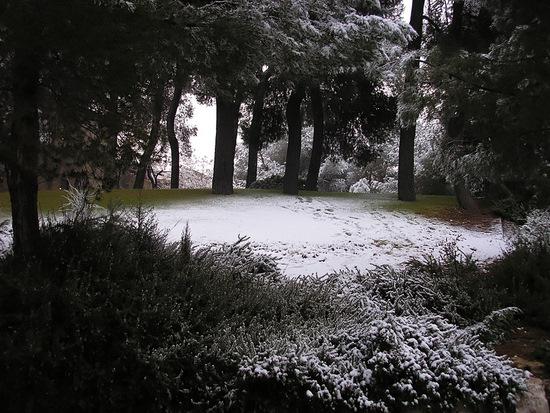 שלג בירושלים - 6