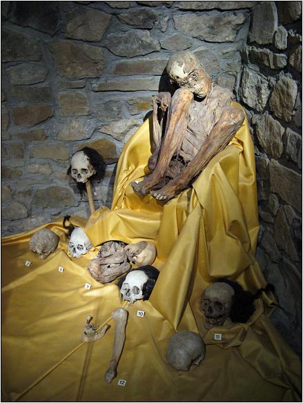 גיסן, גרמניה, פולחן המוות