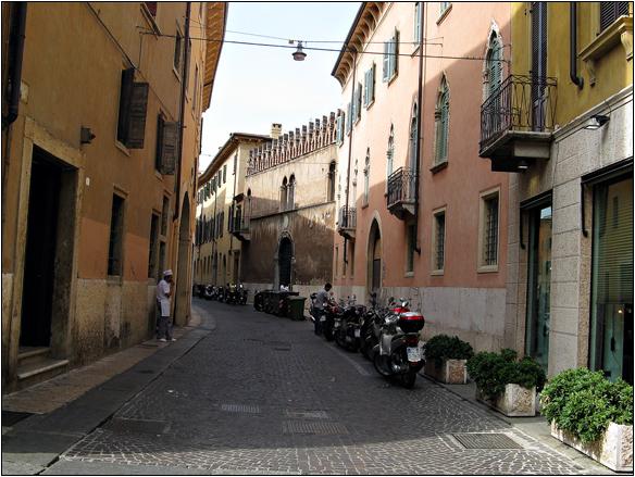 אירופה, איטליה, שכונה, ורונה, Verona, Italy