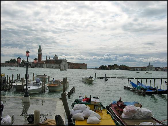אירופה, איטליה, סירות, גנדולות, ונציה, Venice, Italy