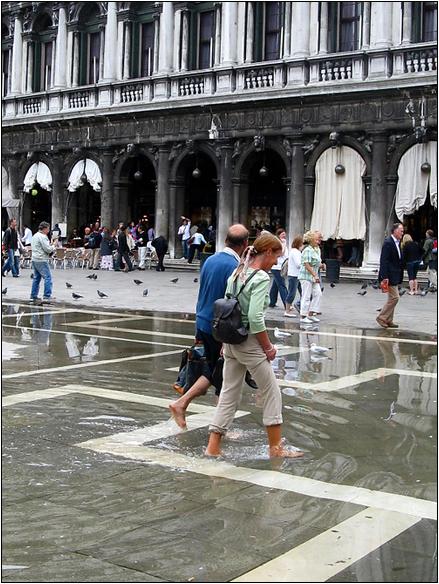אירופה, איטליה, כיכר סן מרקו, ונציה, Venice, Italy, Piazza San Marco